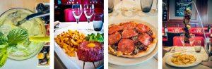 menus Napoli